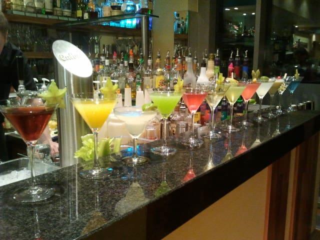 Beispiel – Cocktailworkshop